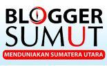 Jangan ngaku Blogger Sumut kalo belom daftar kemari